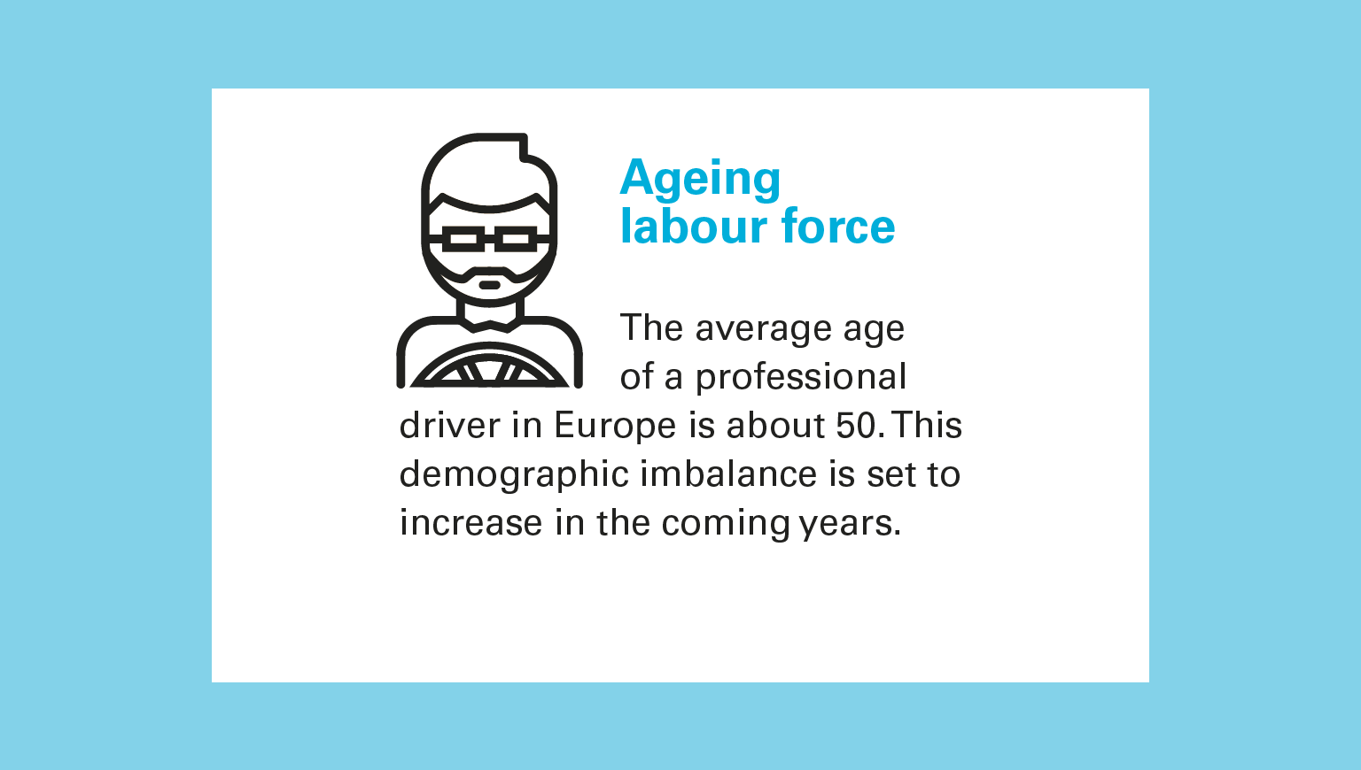 Ageing labour force