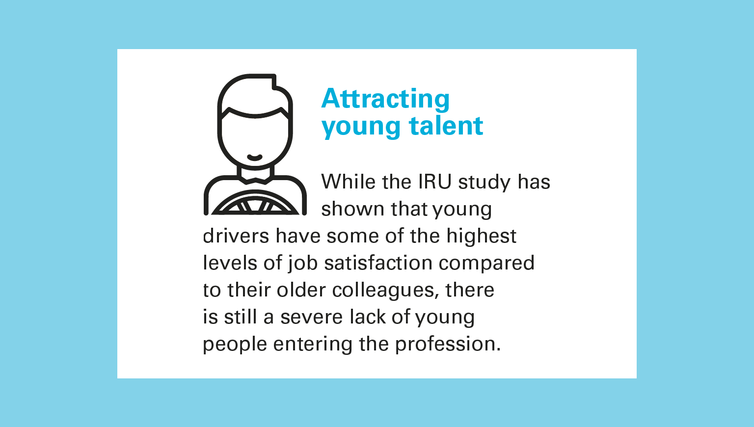 Attracting young talents