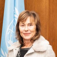 Olga Algayerova, Executive Secretary, UNECE