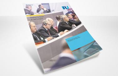 IRU Membership shaping the future of road transport