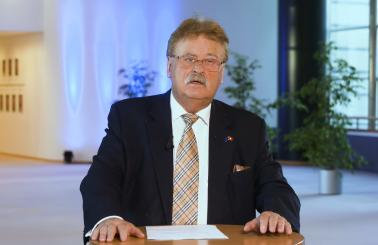 Video message on Brexit delivered by MEP Elmar Brok at IRU's CLTM meeting