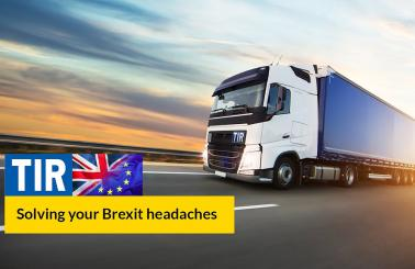 TIR: Solving your Brexit headaches