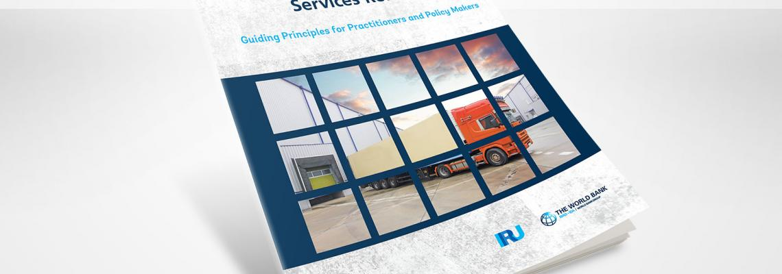IRU/World Bank Road Freight Transport Services Reform Report Cover
