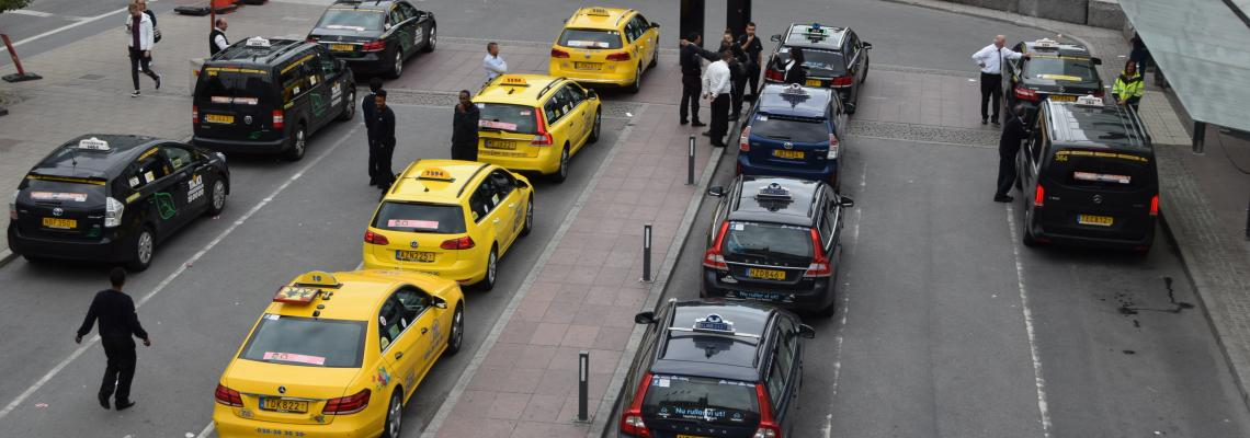stockholm taxis