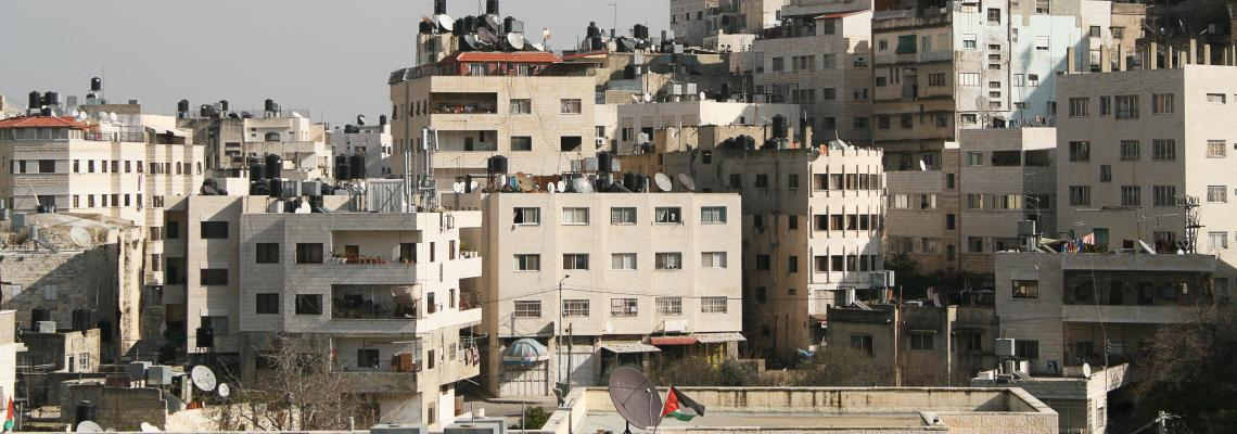 generic palestinian houses