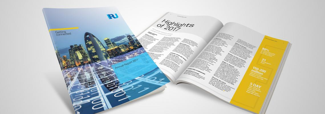 IRU Annual Report 2017