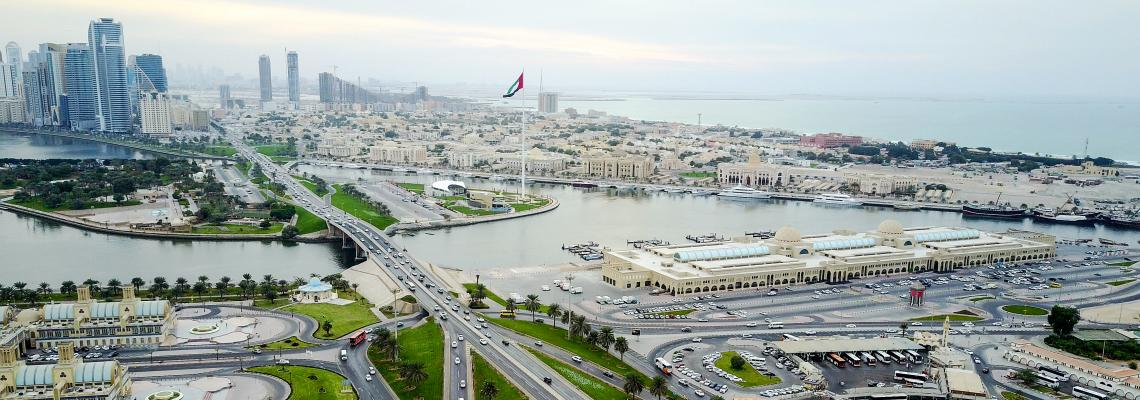 UAE runs first intermodal transport under TIR | IRU