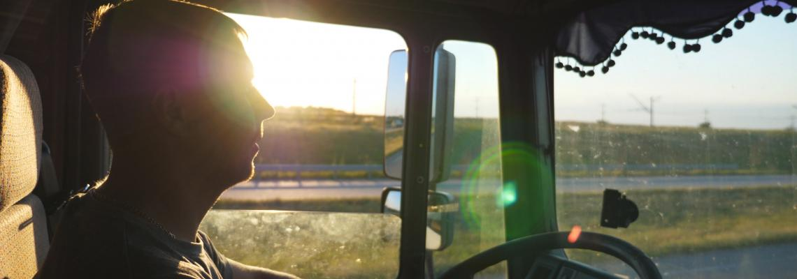 Trouble with truckers | IRU