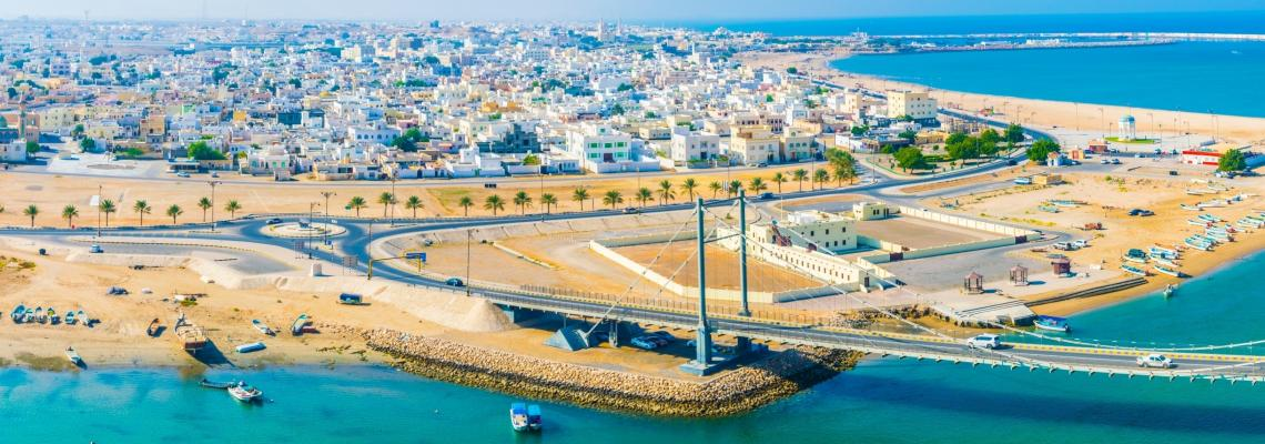 Oman proves integration is key to growth in logistics