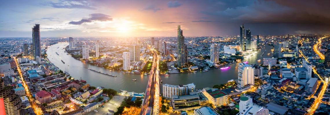 Thailand is set to make road transport gains