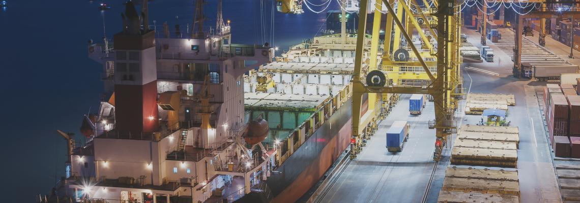 IRU meets with IMO to increase intermodal efficiency through TIR