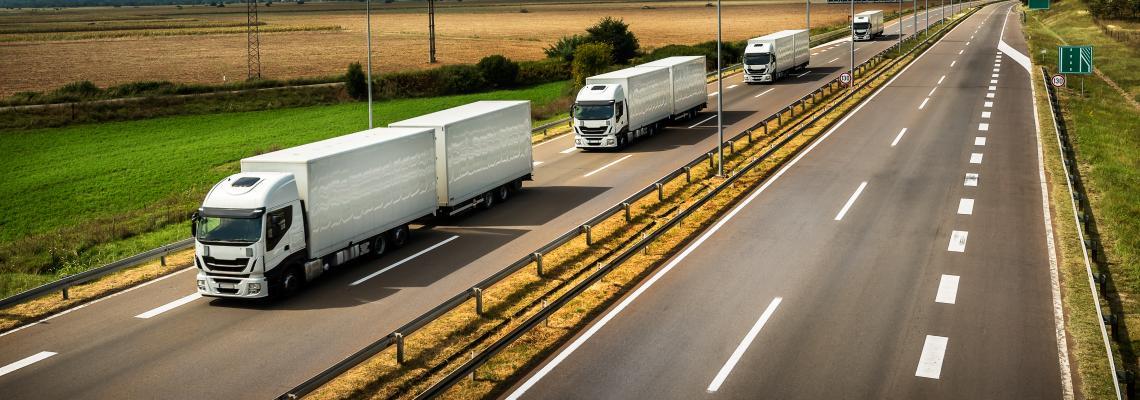 Как грузовой транспорт помогает достигать климатических целей