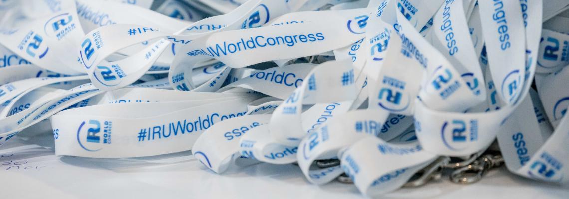 Открыт прием заявок на организацию Всемирного конгресса IRU — 2022