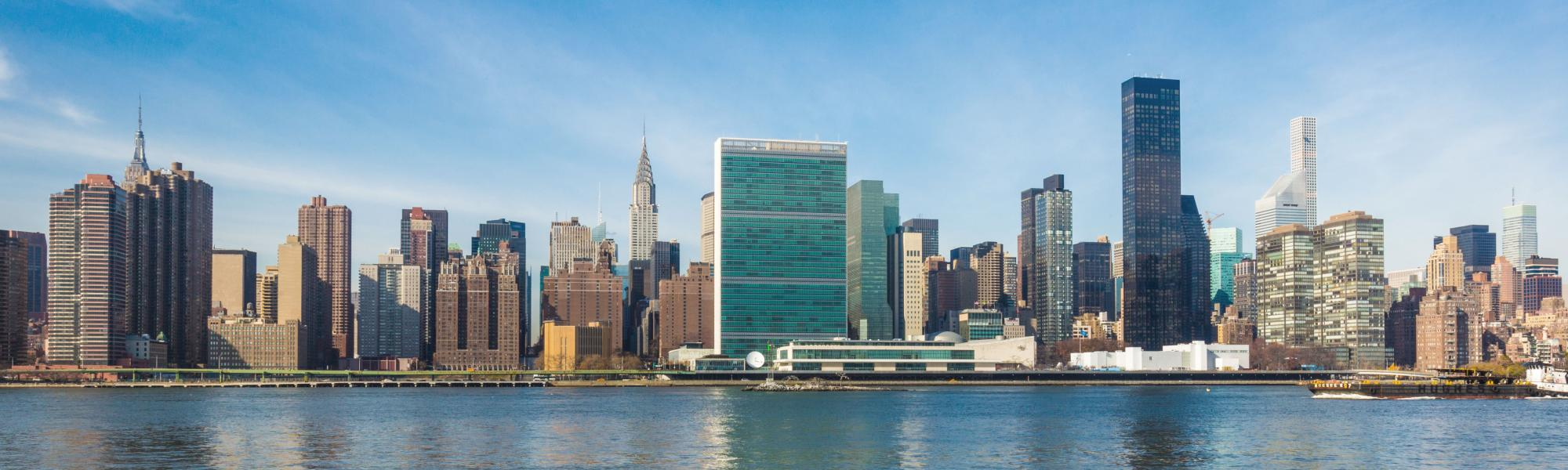 IRU at the United Nations