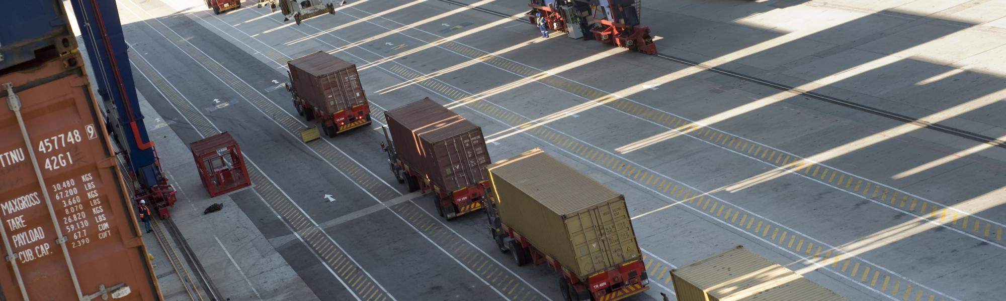 The changing logistics industry: Africa, India and the Middle East