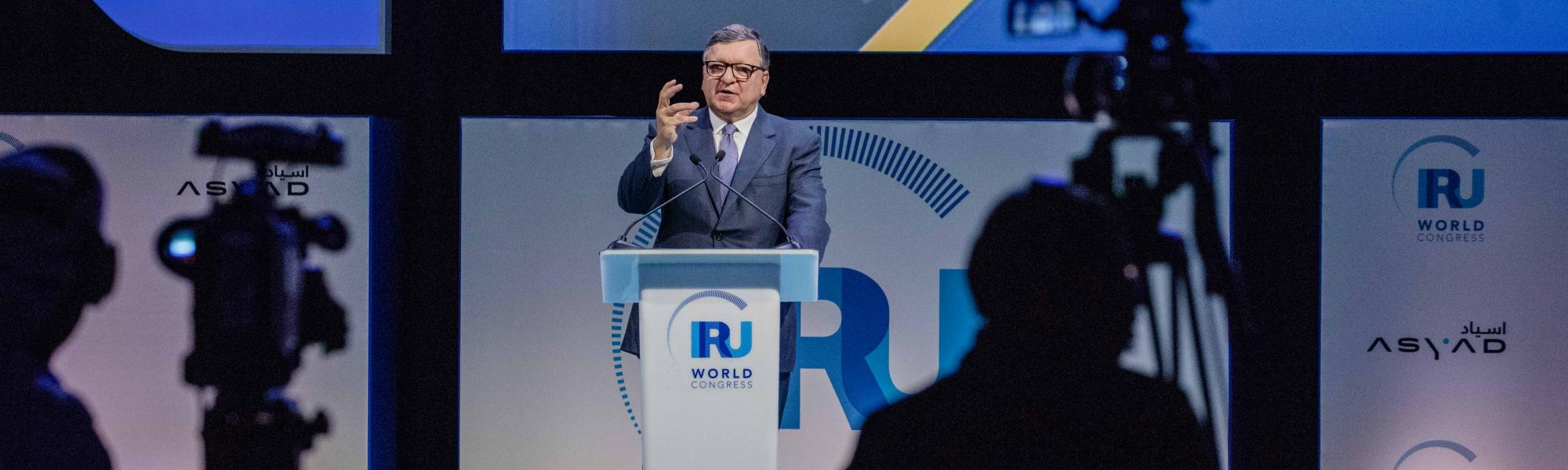 IRU World Congress kicks off in Muscat