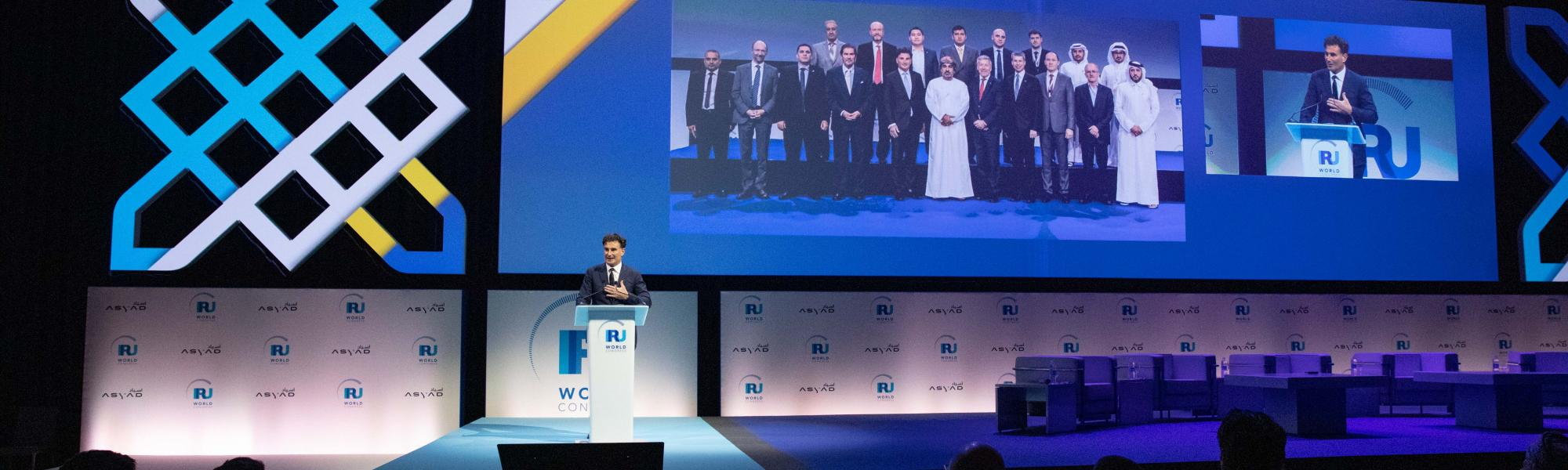 IRU World Congress brings the industry together to drive change