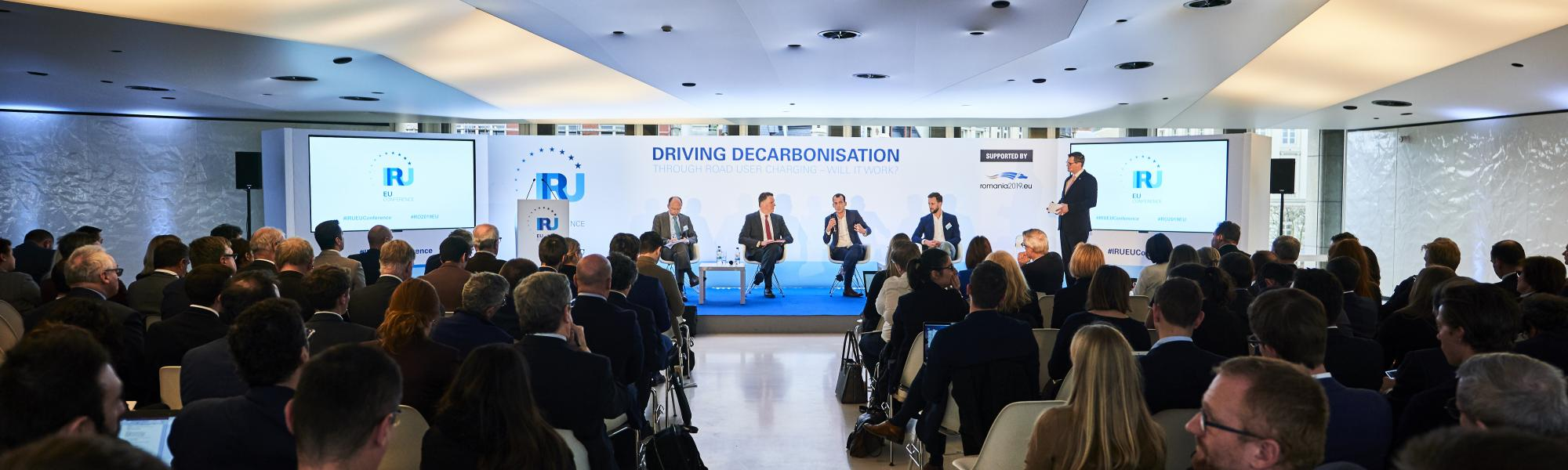 IRU EU Conference 6th edition