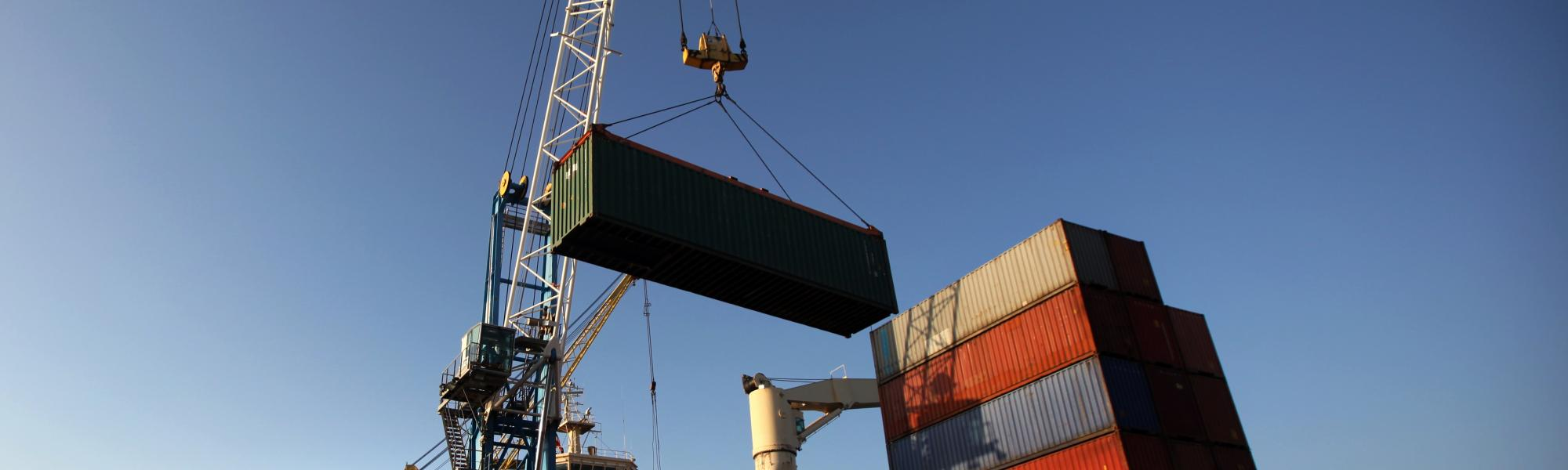 The first intermodal TIR transport from India to Afghanistan via Chabahar port in Iran was completed last week.