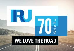 IRU 70 years - We love the road