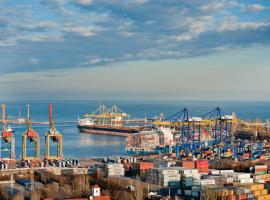 Port Ukraine intermodal eTIR