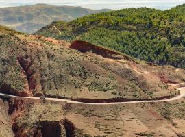 Morocco roads mountains