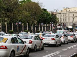 taxi industry in Madrid