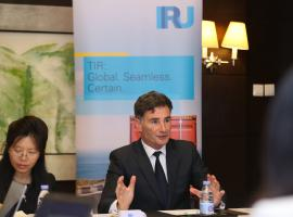 Umberto de Pretto at Belt and Road forum