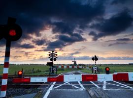 safety level crossing