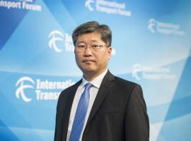 ITF Secretary General Young Tae Kim