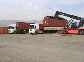 Intermodal TIR operation saves five days compared to rail-only