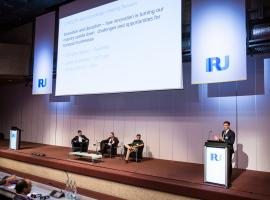 IRU engages private sector game-changers in debate on innovation