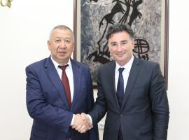 IRU welcomes trade and transit growth in Kyrgyzstan