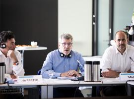 IRU Board acts on accountability, structure and strategy