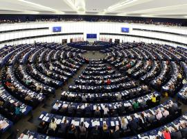 EP plenary in Strasbourg