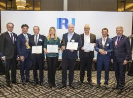 IRU awards Best Eurasian Road Transport Operators