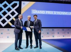 IRU announces recipient of Grand Prix d'Honneur