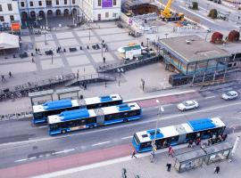 EU public procurement: IRU calls for equal access to all mobility players