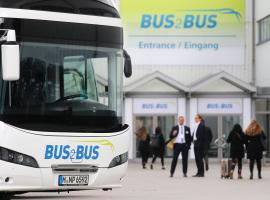 IRU joins the second edition of Bus2Bus