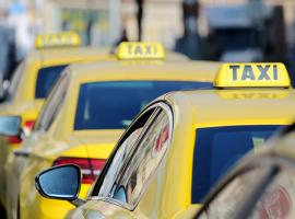 Fleet of taxis