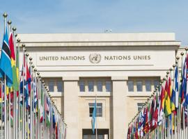 IRU outlines industry approach on decarbonisation at UN