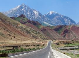 TIR pilot from Iran to Kyrgyzstan a great success