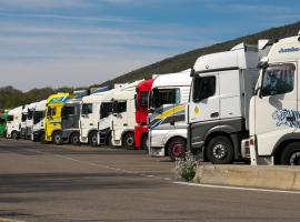 COVID-19 still casting a shadow over French trucking firms