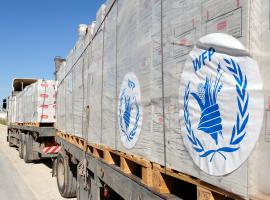 Logistics key to supporting humanitarian response