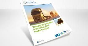 ITF-report driverless trucks