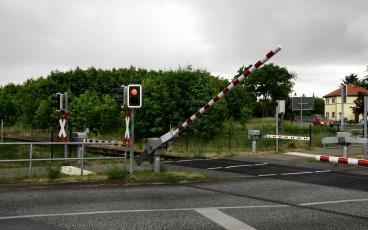 Level Crossing Rail Road