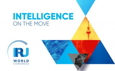 IRU World Congress - Global event for road transport mobility logistics - Berlin Germany 2020