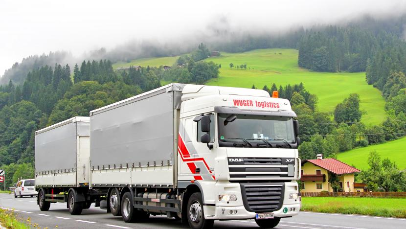 seed project - road transport europe