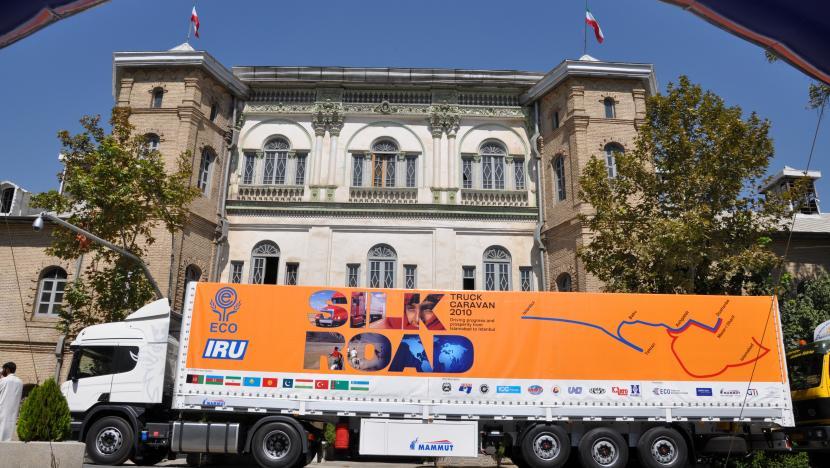 Reopening the Silk Road   IRU