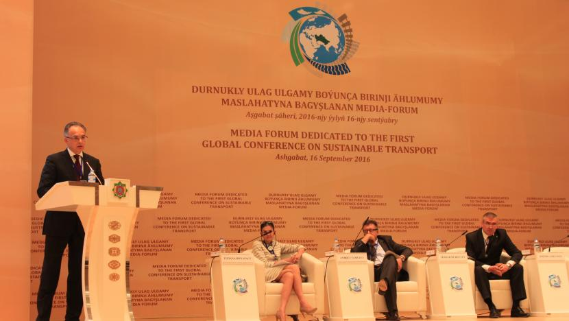 Turkmenistan global forum